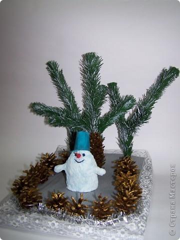 Снеговичок-лесовичок фото 1