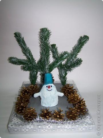 Снеговичок-лесовичок фото 3