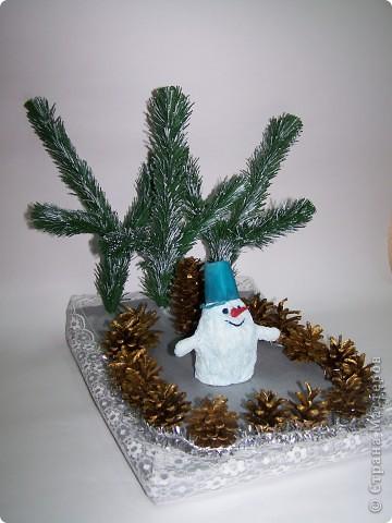 Снеговичок-лесовичок фото 2