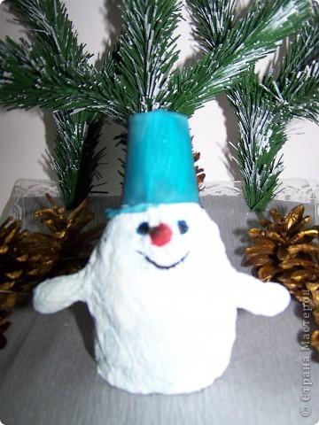 Снеговичок-лесовичок фото 4