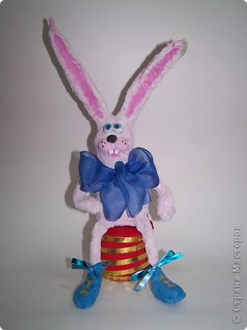 Праздничный кролик фото 3
