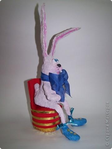 Праздничный кролик фото 2