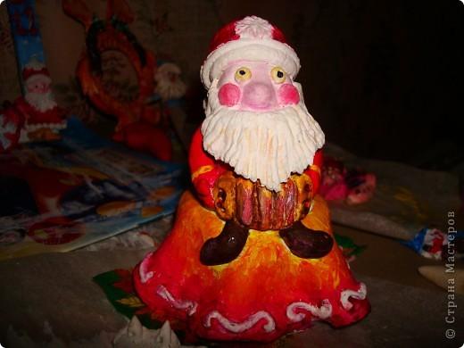 Моя первая проба вылепить картину с арнаментом, и в голову пришла вот такая тематика-Дева Мария с младенцем, барашек, рождественская елочка и, конечто же, звезда! Всех с наступающем РОЖДЕСТВОМ ХРИСТОВЫМ!!!! фото 2