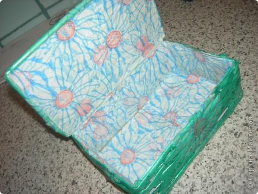 Белая коробчка. фото 6