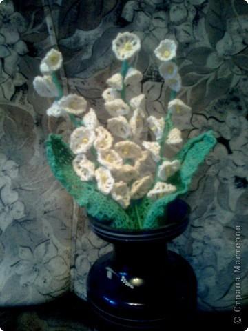 Цветок Ландыши фото 1