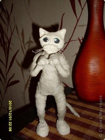Кот в сапогах фото 3
