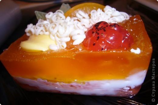 фруктовый десерт фото 1