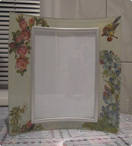 Рамка для фото - стекло. фото 1