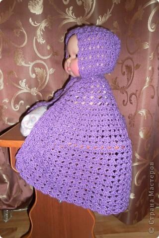 Примерила на куклу дочки Настеньки) фото 1