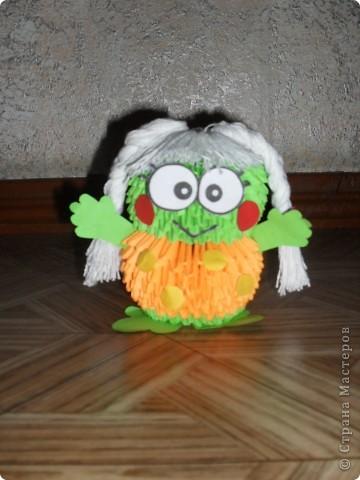 весёлый лягушонок)))*