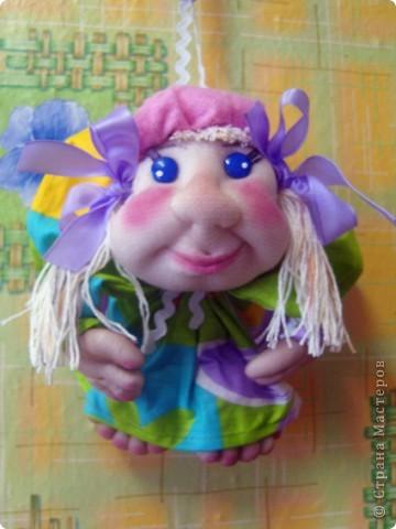 Куклы- попики, или пожелание удачи фото 1