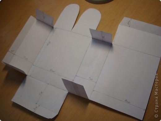 Сейчас продается много красивой упаковочной бумаги.Обычно я так и поступала.Заворачивала в бумагу привязывала бантик и готово.Но захотелось попробовать другой вариант.И вот он перед вами. фото 3