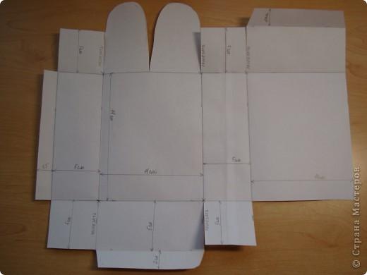 Сейчас продается много красивой упаковочной бумаги.Обычно я так и поступала.Заворачивала в бумагу привязывала бантик и готово.Но захотелось попробовать другой вариант.И вот он перед вами. фото 2