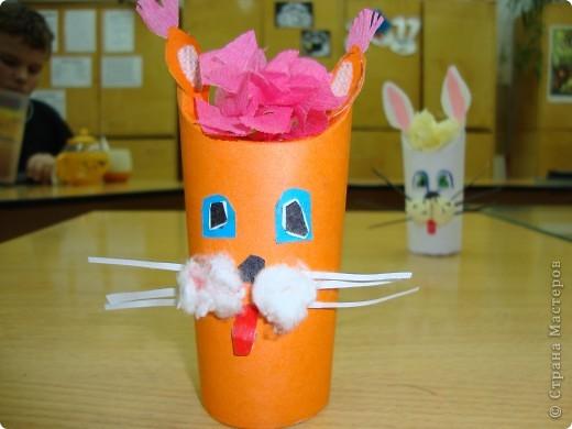 Игрушки из рулончиков. фото 3