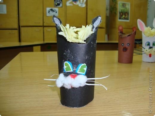 Игрушки из рулончиков. фото 5