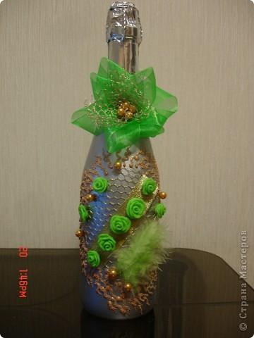 Мои романтические бутылки)))) фото 3