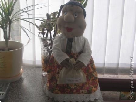 Эта бабуля была подарена на день рождения одной знакомой. фото 2
