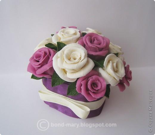 Цветы и поделки холодный фарфор