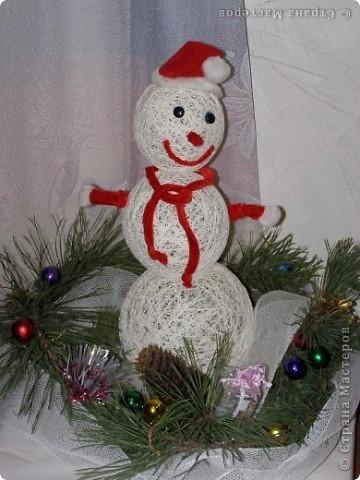 Снеговичок фото 2