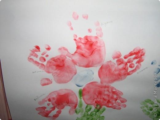 Рисование пальчиками фото 2
