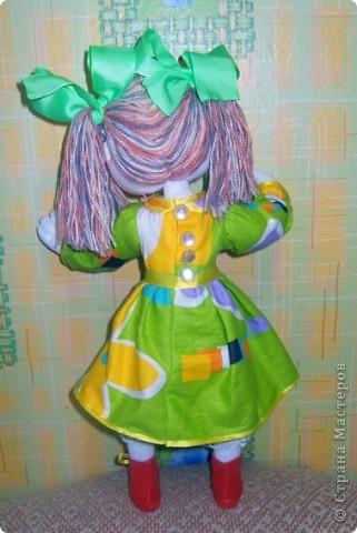 Майка- авторская каркасная кукла фото 5