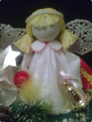 Рождественнские ангелы. фото 3
