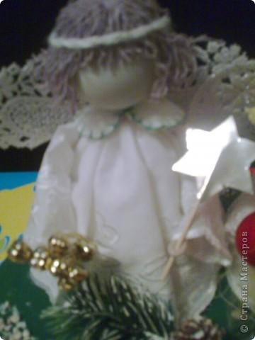Рождественнские ангелы. фото 4