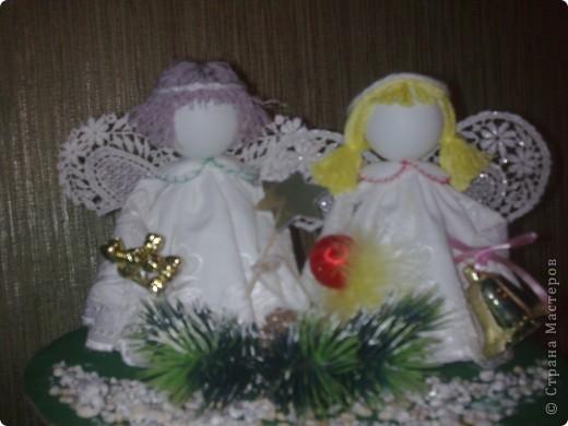 Рождественнские ангелы. фото 5