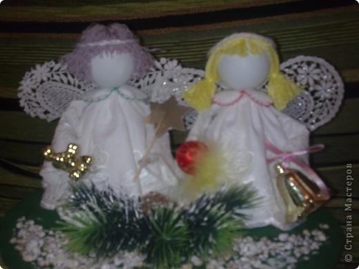 Рождественнские ангелы. фото 2