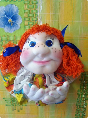 Куклы- попики, или пожелание удачи фото 4