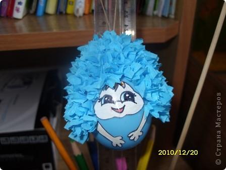 Ёлочная игрушка. фото 1