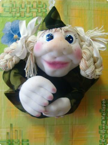 Куклы- попики, или пожелание удачи фото 2
