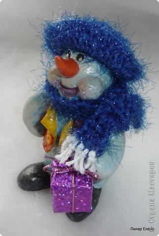 Представляем вашему вниманию, уважаемые зрители, последнюю коллекцию зимы 2010 года. фото 15