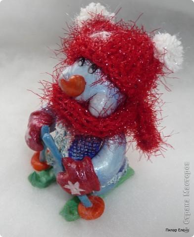 Представляем вашему вниманию, уважаемые зрители, последнюю коллекцию зимы 2010 года. фото 11