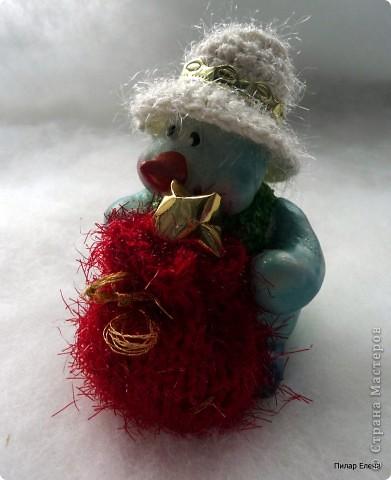 Представляем вашему вниманию, уважаемые зрители, последнюю коллекцию зимы 2010 года. фото 17