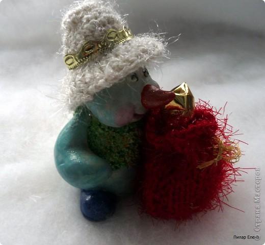 Представляем вашему вниманию, уважаемые зрители, последнюю коллекцию зимы 2010 года. фото 18