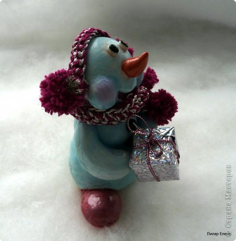 Представляем вашему вниманию, уважаемые зрители, последнюю коллекцию зимы 2010 года. фото 9