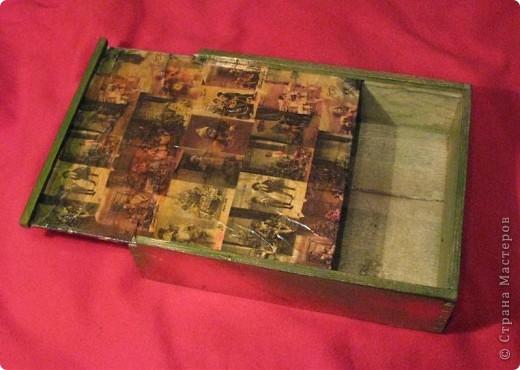 За основу был взят дикий ящик от дрели производства СССР фото 3