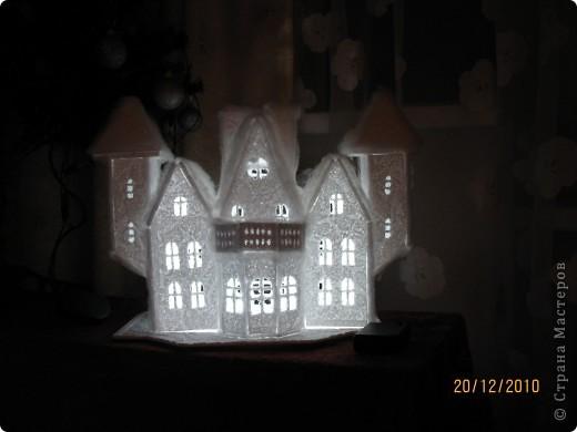 Вот такой домик Андерсена фото 1