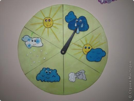 Календарь осадков. фото 2