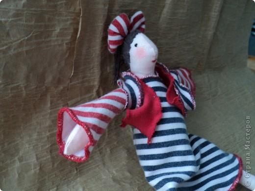 Это очень занимательно-шить этих кукол!Помогал сын и дочь! фото 4