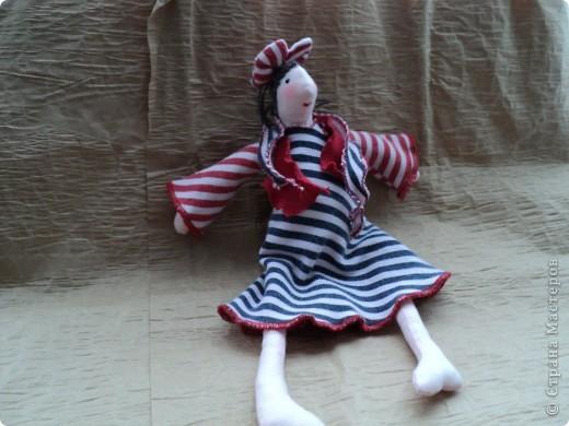 Это очень занимательно-шить этих кукол!Помогал сын и дочь! фото 3