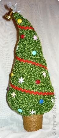Что-то в этом году елки у меня нашились. Целых три штуки. фото 5