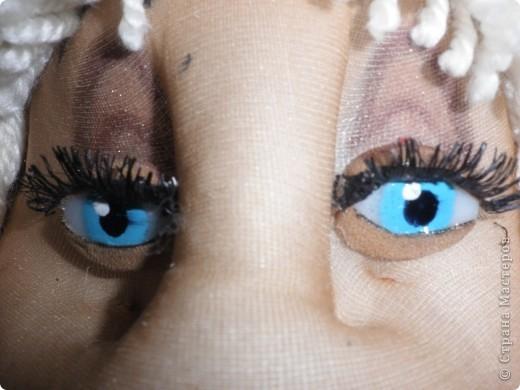 Це моя Дуняша. Ще подобаються мені ляльки Ольги Рубцової. Була в галереї ляльок у Києві і побачила її роботи, захотілося і собі спробувати зробити щось подібне. Така у мене вийшла дівчинка. фото 2