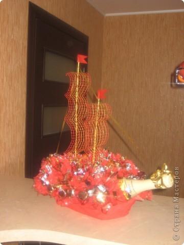 Сладкий кораблик фото 2