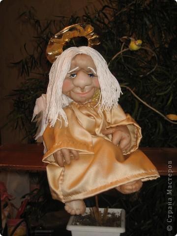 Убеждаюсь, что игрушка сама знает, кто она... фото 1