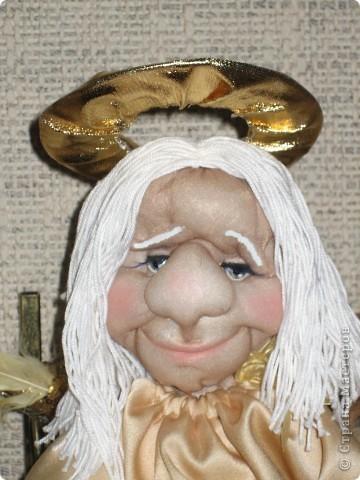 Убеждаюсь, что игрушка сама знает, кто она... фото 2