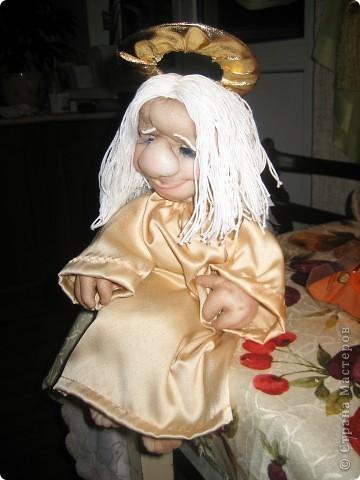 Убеждаюсь, что игрушка сама знает, кто она... фото 3