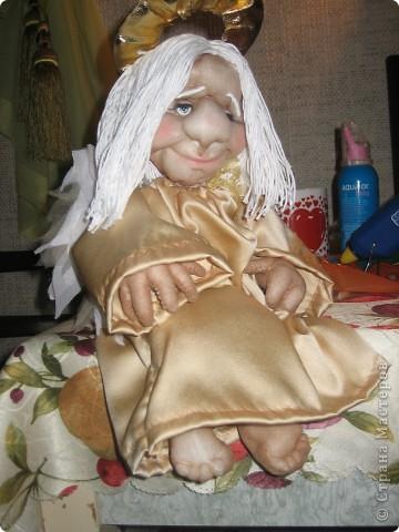 Убеждаюсь, что игрушка сама знает, кто она... фото 4