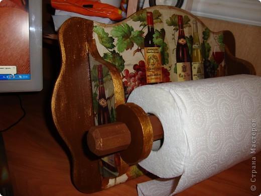 Держатель для полотенец фото 4